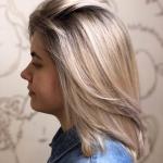 Окрашивание волос, Trava