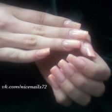 Наращивание ногтей, Анастасия Васильева