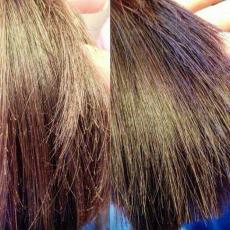Полировка волос, Лиана Урамаева
