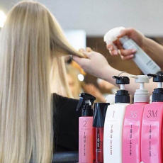SPA для волос, Style Master
