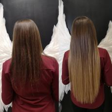 Salon №1, студия наращивания волос
