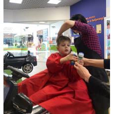 FOX, детская парикмахерская