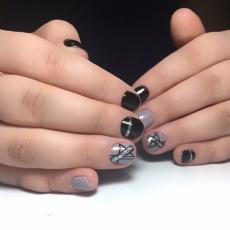 Дизайн ногтей, Светлана Гулькина