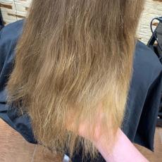Ботокс для волос, Комильфо