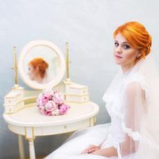 Свадебная прическа и макияж, Римма Сайфуллина
