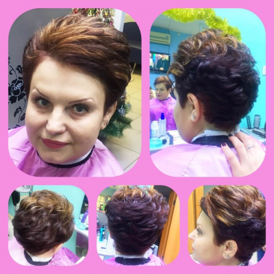 Мари, салон-парикмахерская