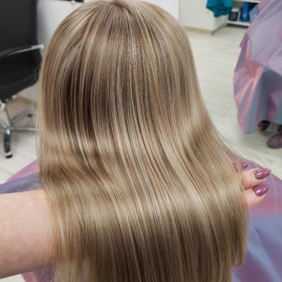 Окрашивание волос, Татьяна Каруцкая